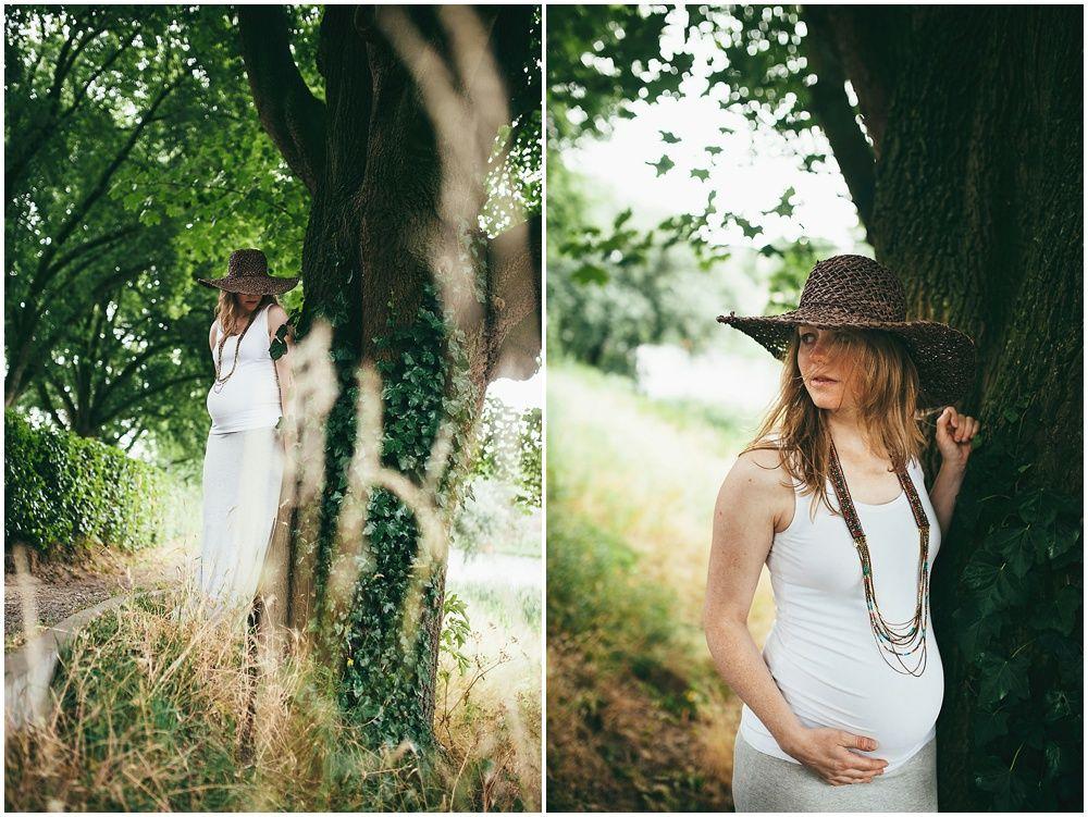 zwangerschapsfotografie op ;locatie fotograaf zwangerschap Den Bosch