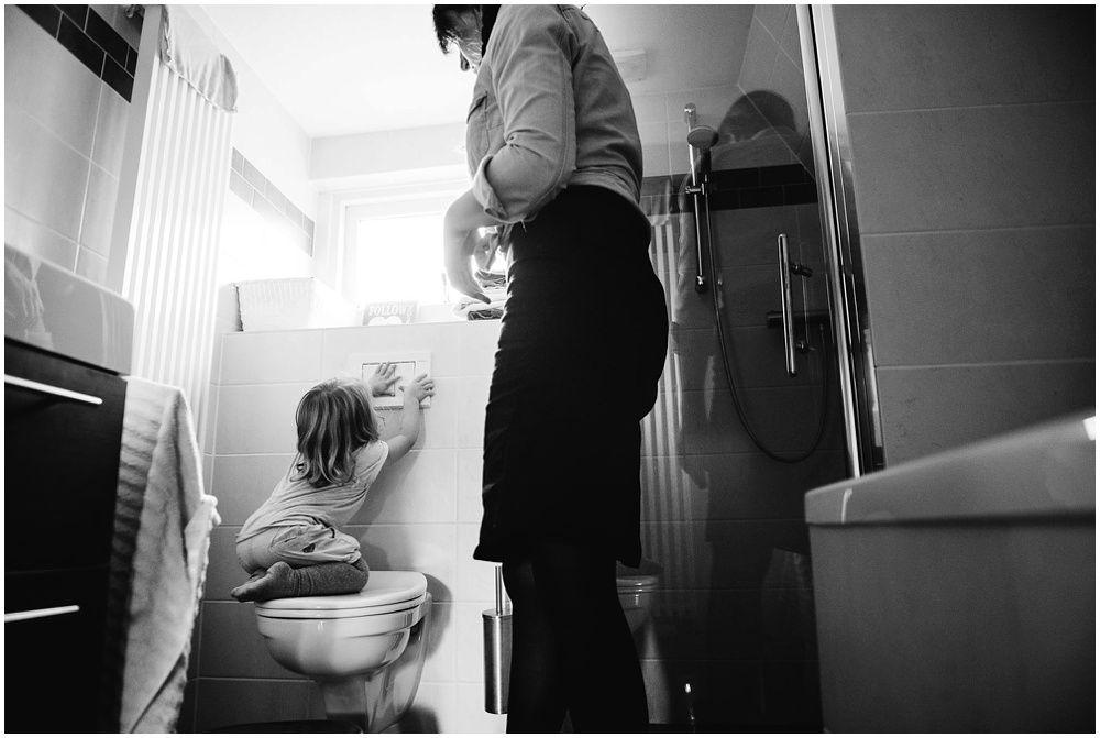 Documentaire niet geposeerde natuurlijke gezinsfotografie Den Bosch