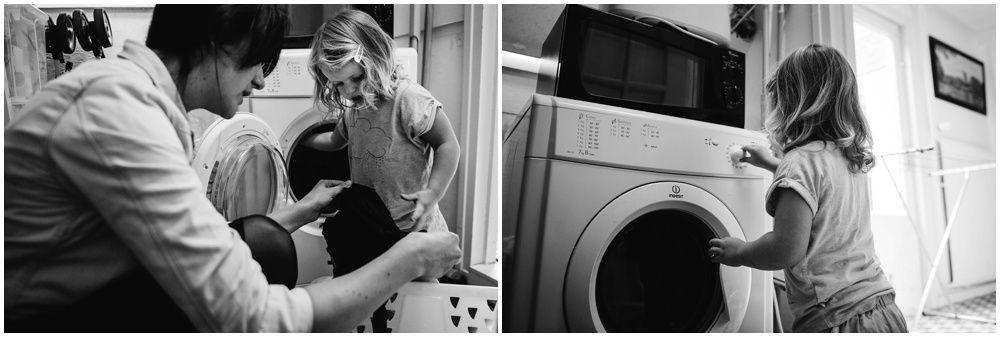 fotoshoot thuis documentair niet geposeerd Den Bosch