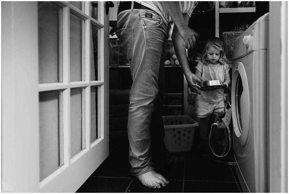 ongeposeerde authentieke familiefotografie fotograaf gezin Breda Den Bosch Eindhoven