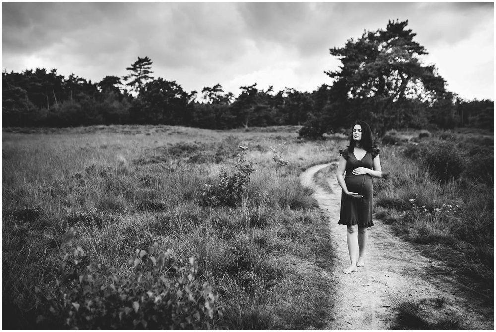 fotograaf zwangerschap stoer artistiek