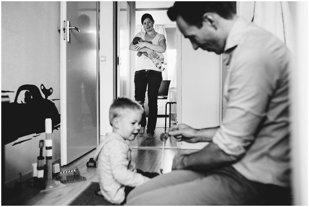 documentaire familiefotografie day in the life spontane foto's kinderen