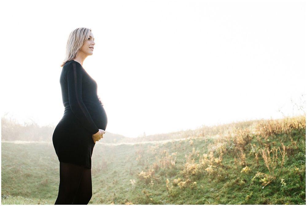 artistieke zwangerschapsfotografie