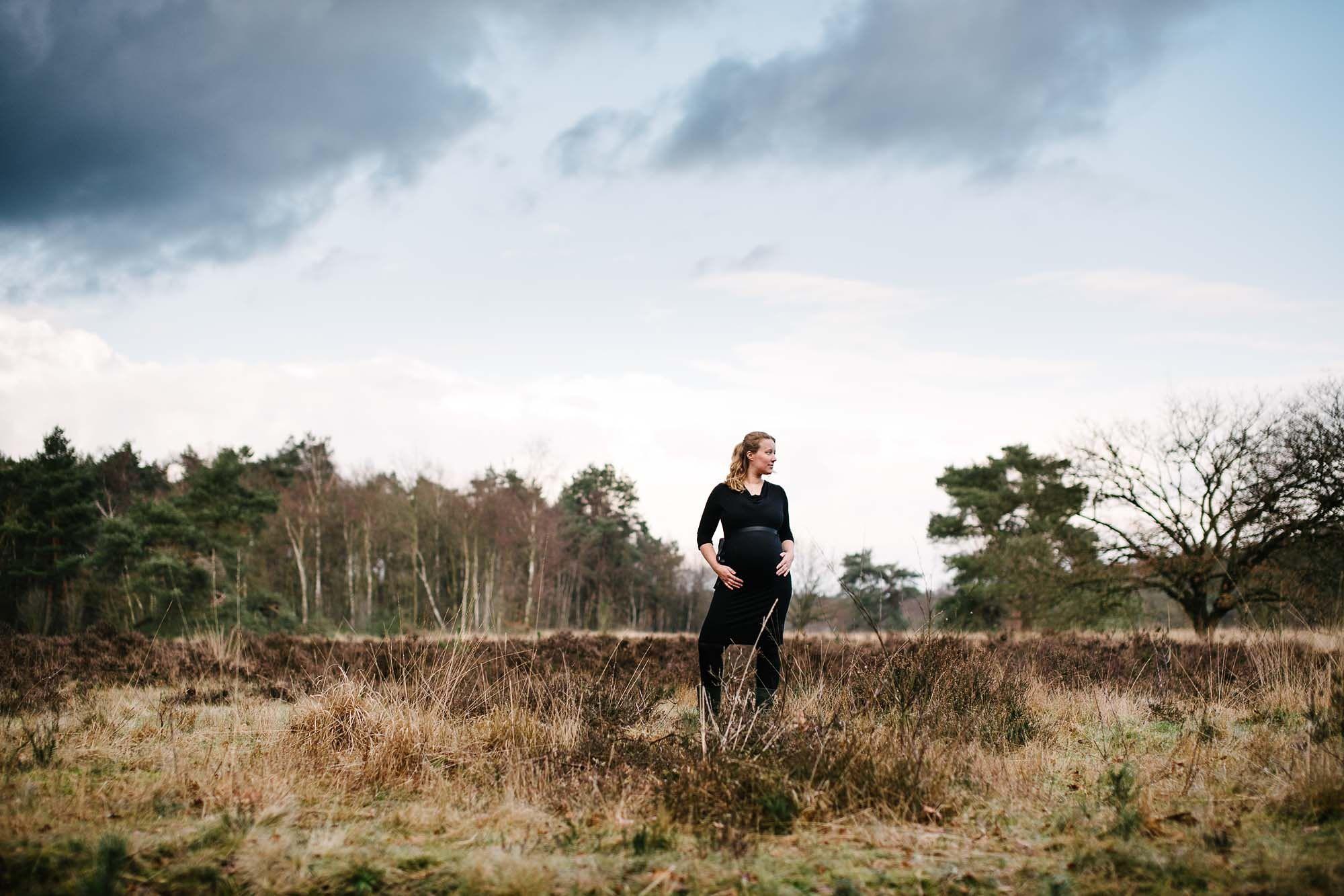 zwangerschapsfotografie Vught fotograaf zwangerschap Den Bosch fotoshoot zwanger