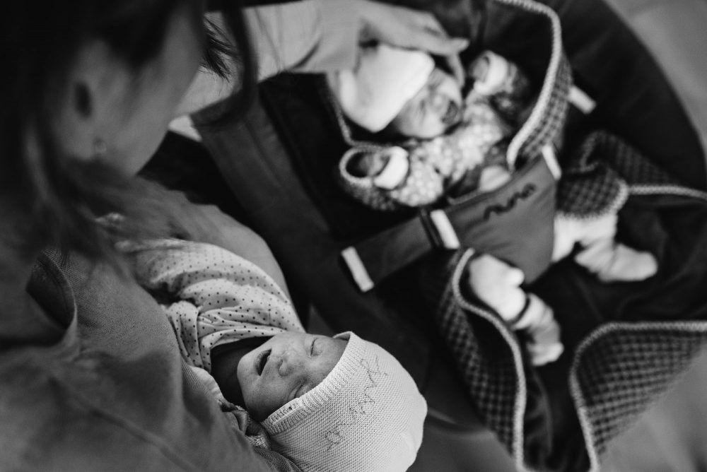 ongeposeerde natuurlijke newbornfotografie Eindhoven