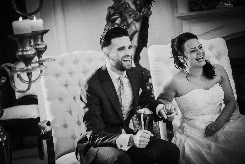 fotograaf bruiloft landgoed Marienwaerdt ceremonie