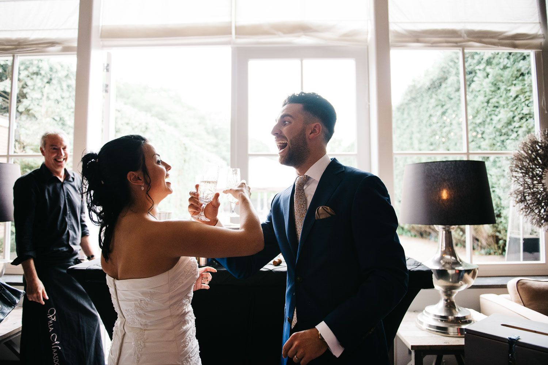 journalistieke trouwfotos