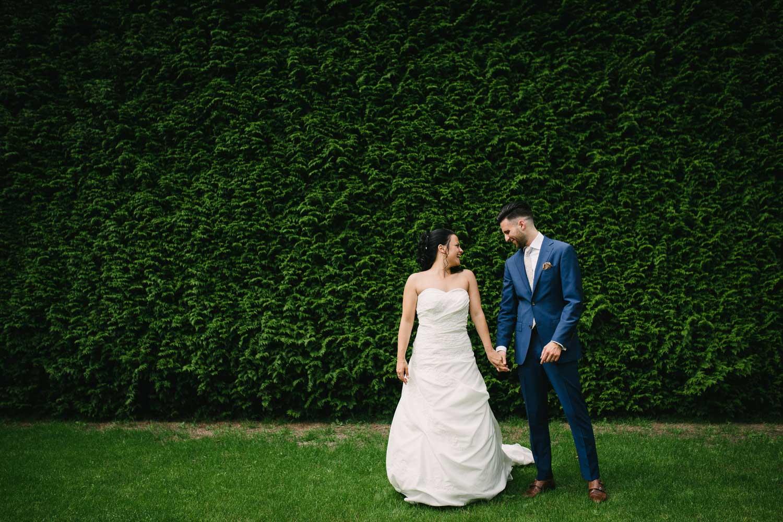 fotoshoot bruidspaar bruidsfotograaf
