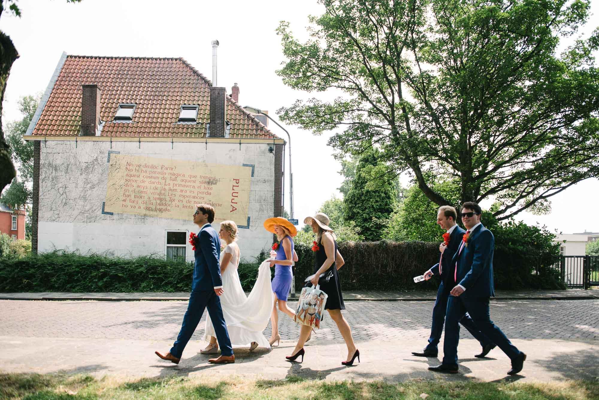 fotograaf bruiloft journalistiek Leiden