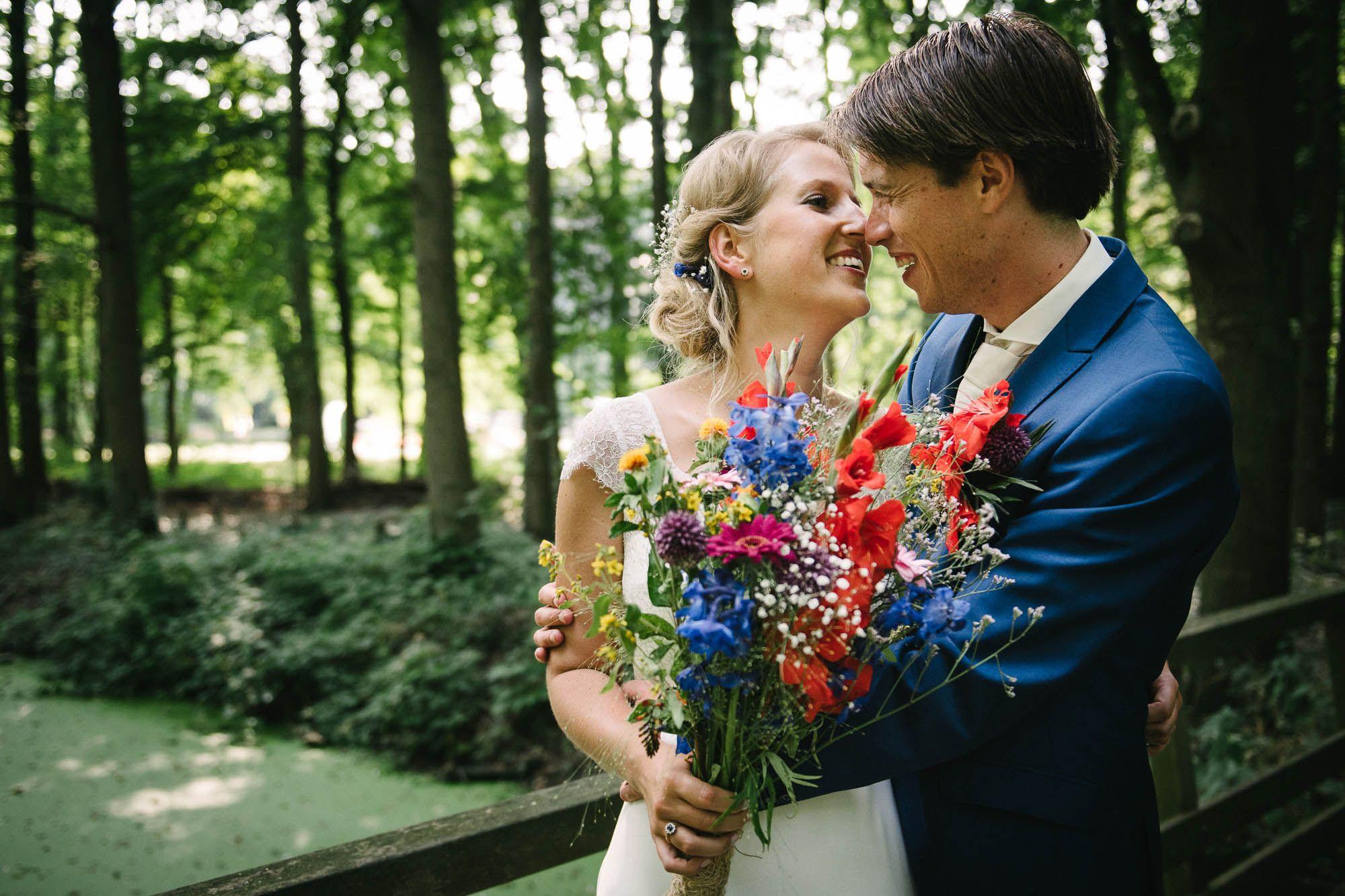 journalistieke bruidsreportage bruidsotograaf Leiden