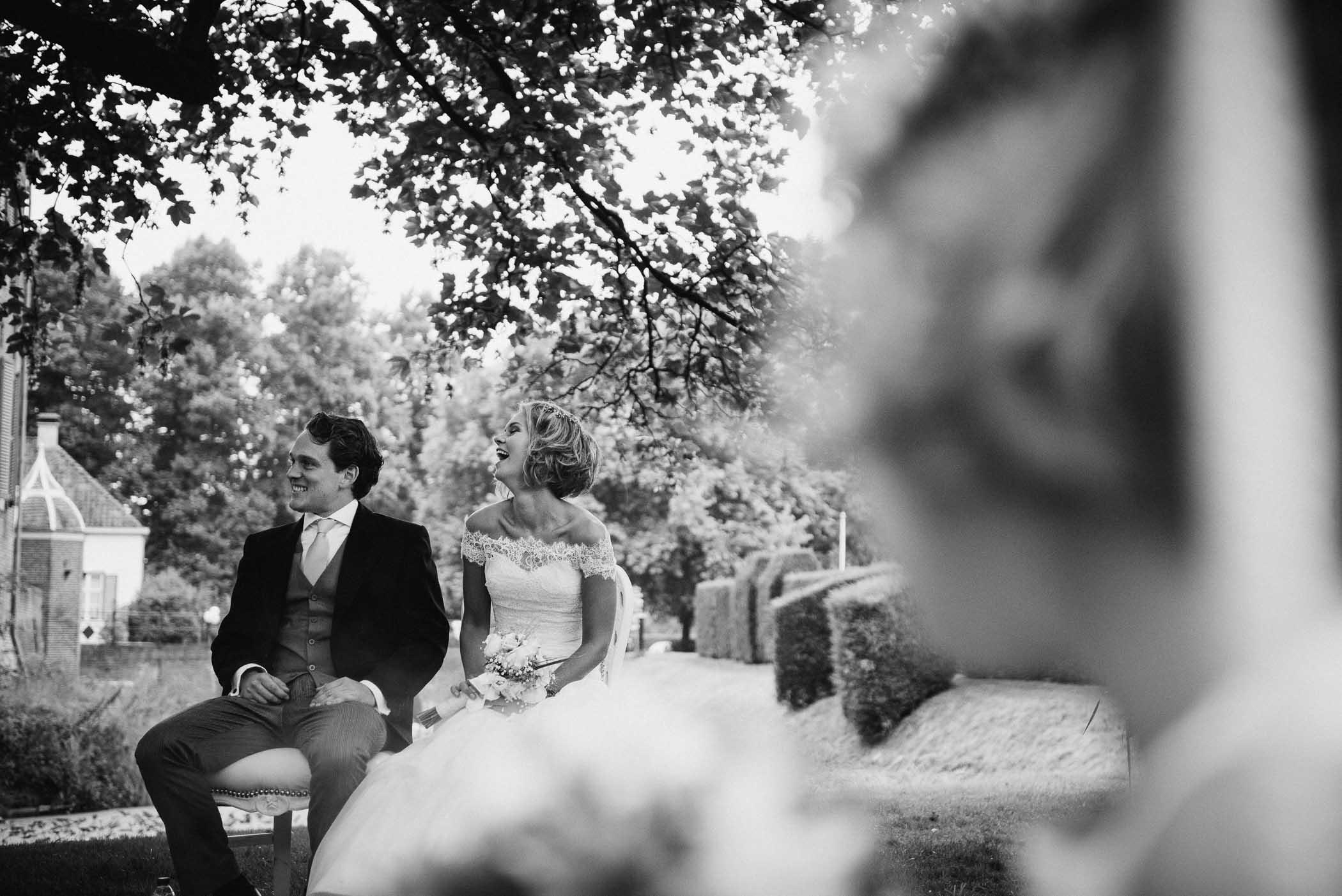 buiten trouwen fotograaf
