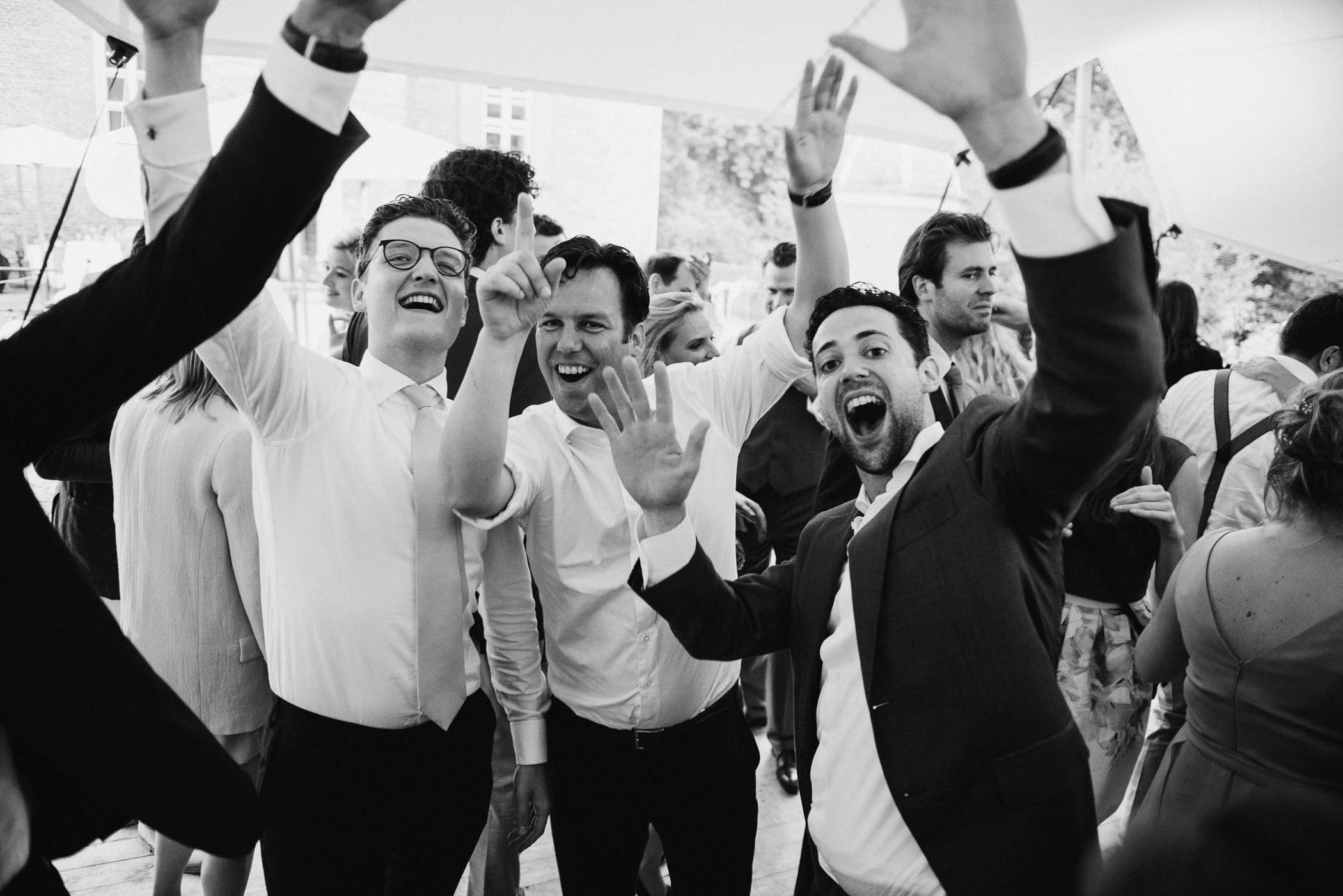 foto's feest bruiloft fotograaf