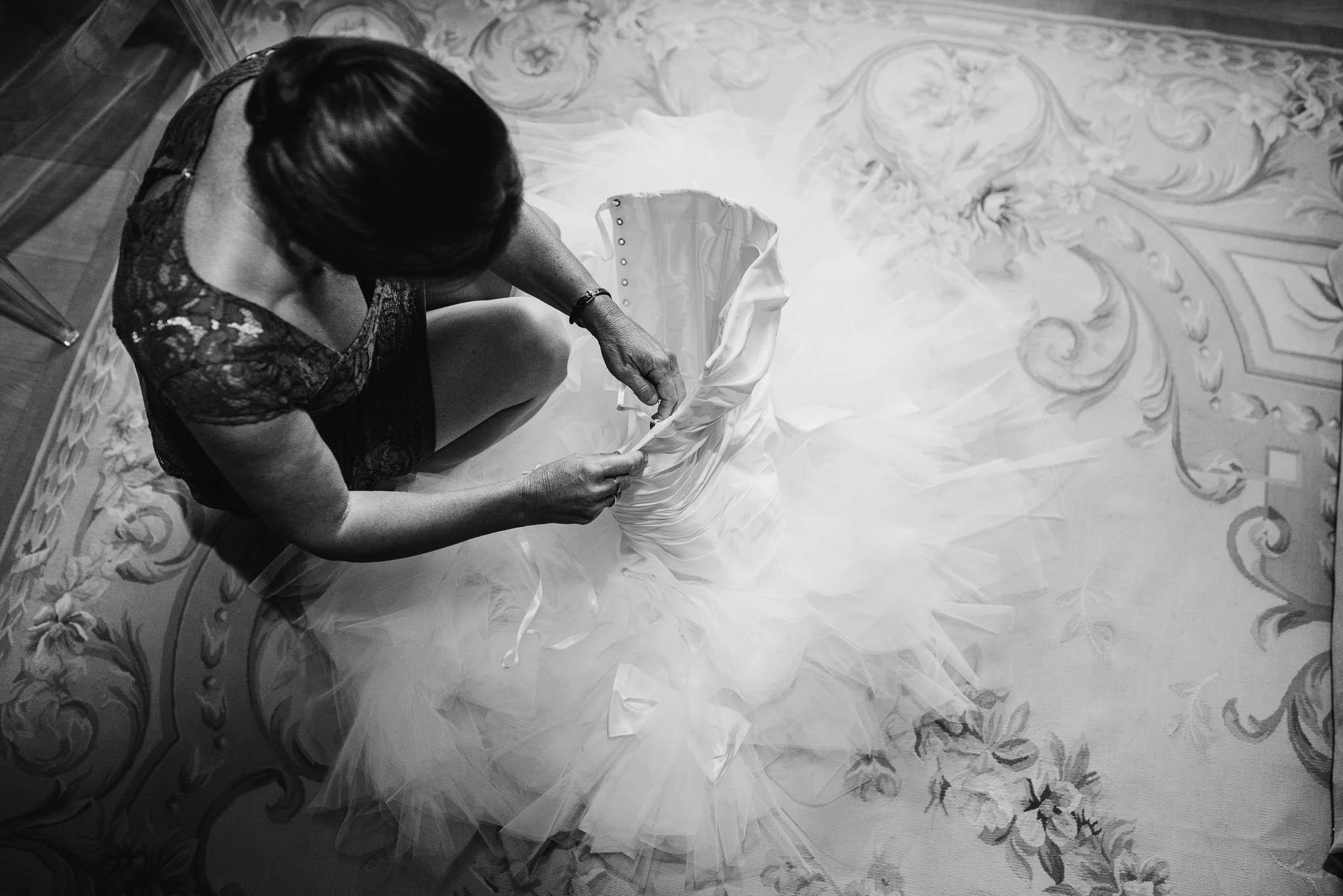 bruidsfotograaf journalistiek spontane trouwfoto's