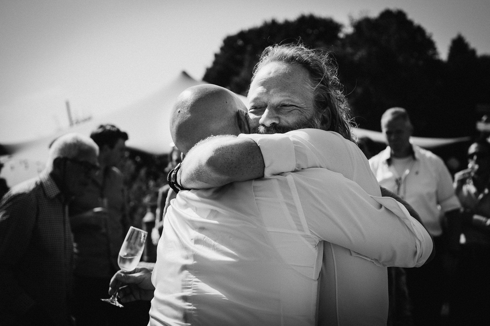 spontane trouwfoto's bruidsfotograaf journalistiek