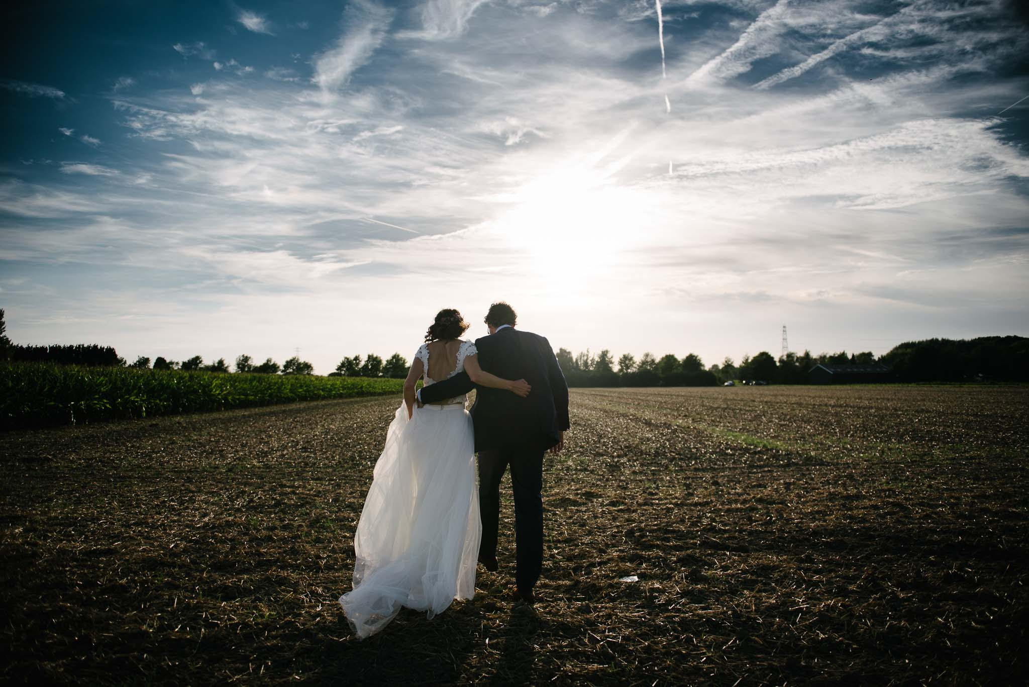 bruidsfotograaf Arnhem originele trouwfoto's