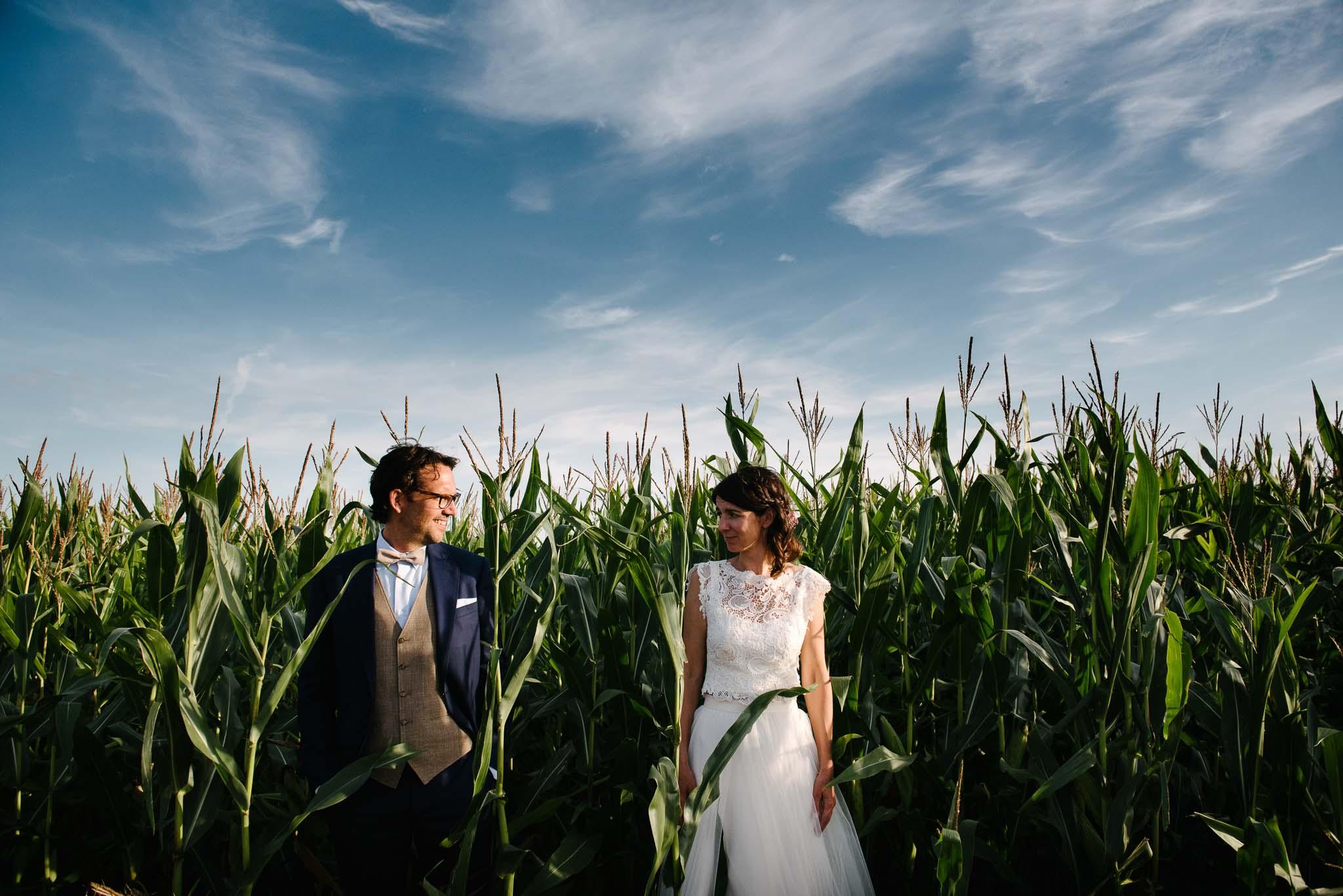 bruidsfotograaf Arnhem beste trouwfoto's meisveld