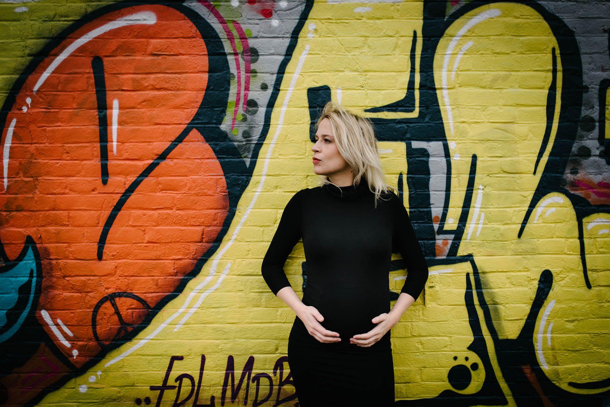 stoere foto's zwanger Nijmegen