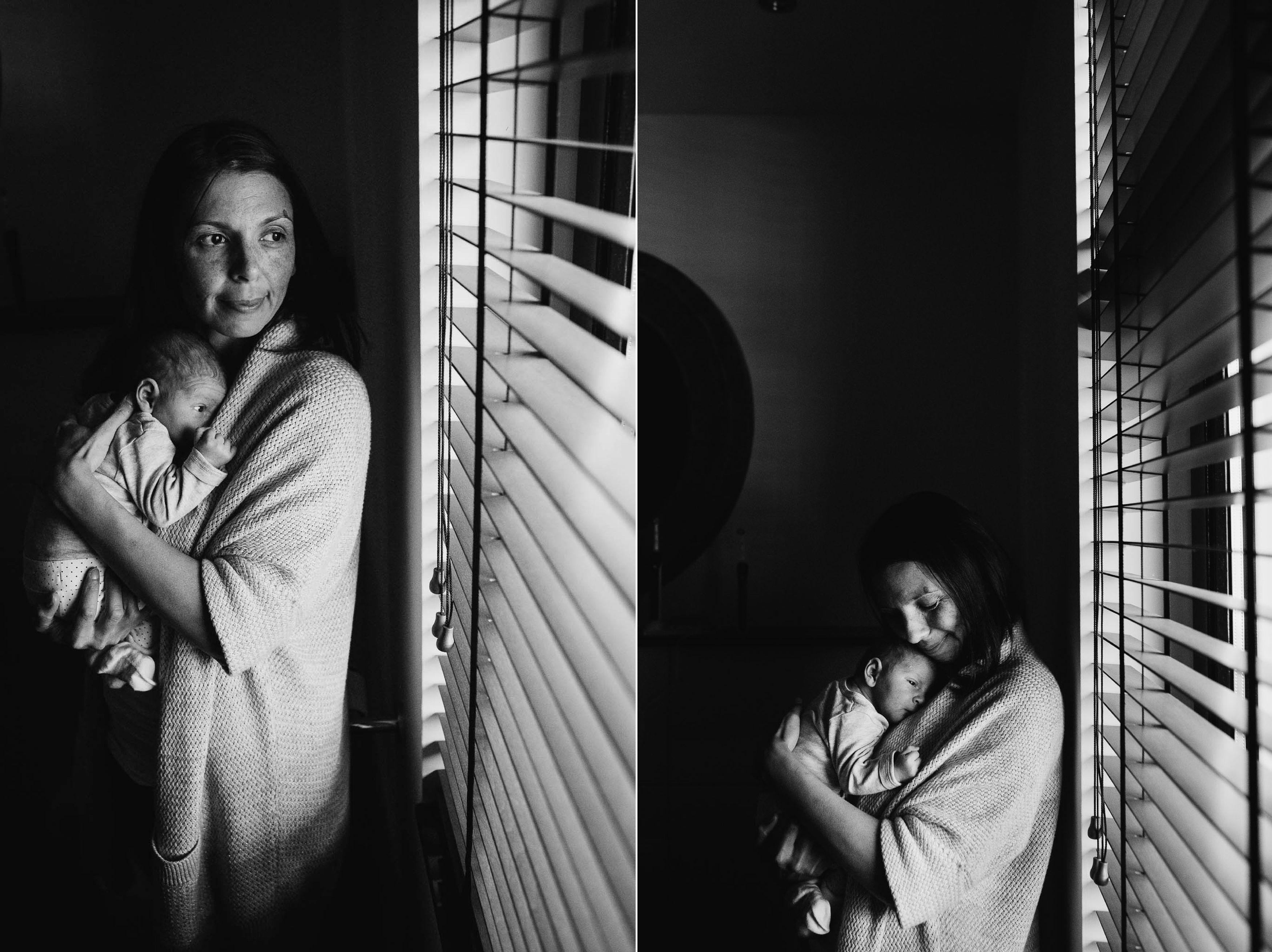 fotograaf newborn Utrecht ongeposeerd
