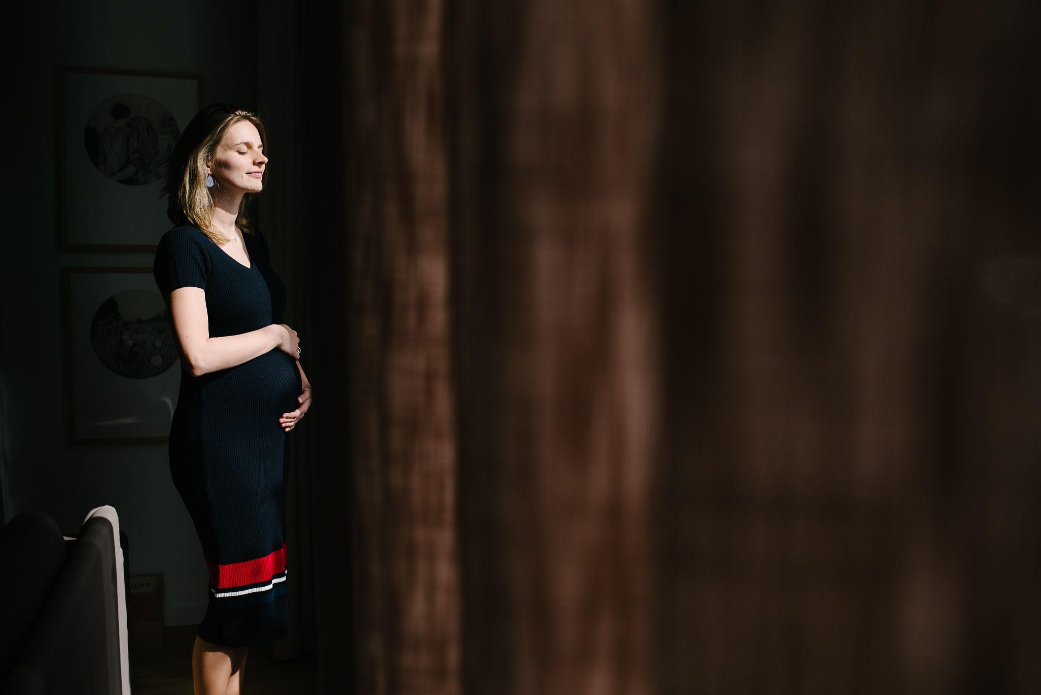zwangerschapsfotos stoer eindhoven