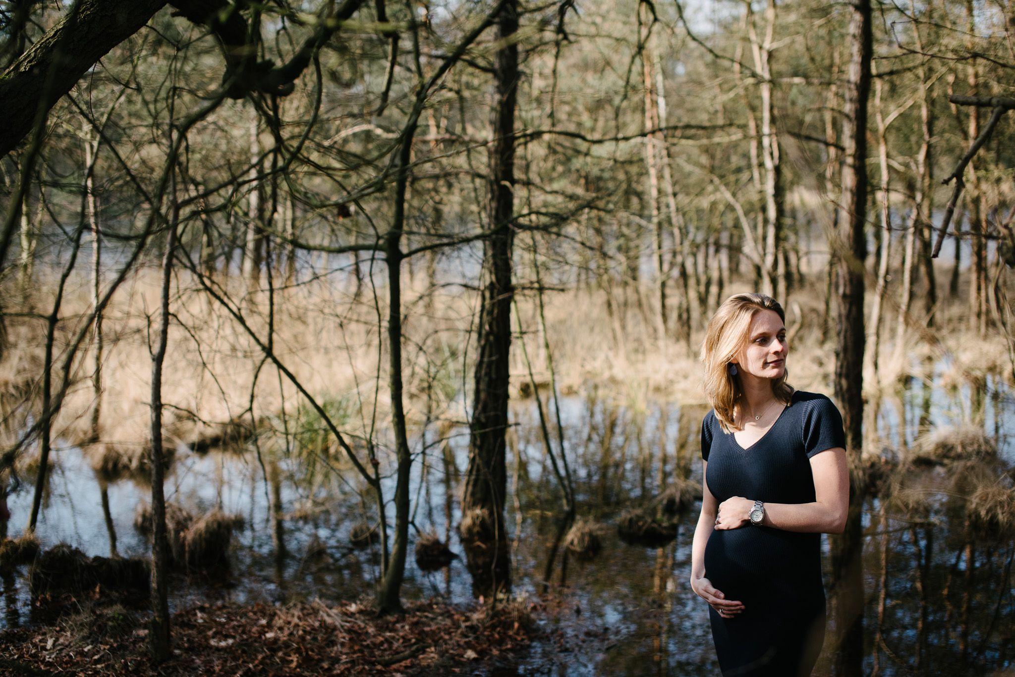 fotoshoot zwanger buikshoot fotograaf Eindhoven
