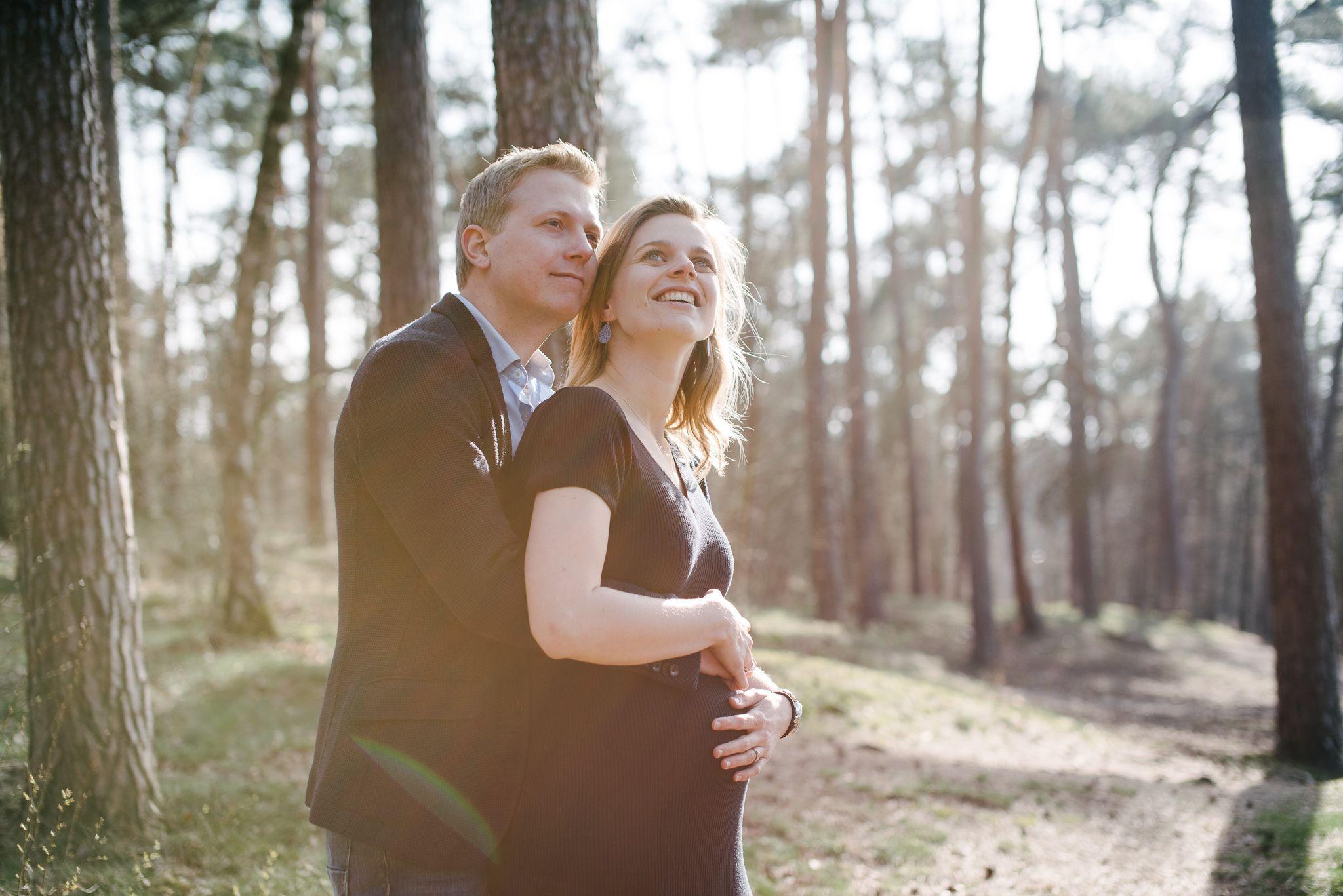 stoere fotos zwanger zwangerschapsfotografie eindhoven