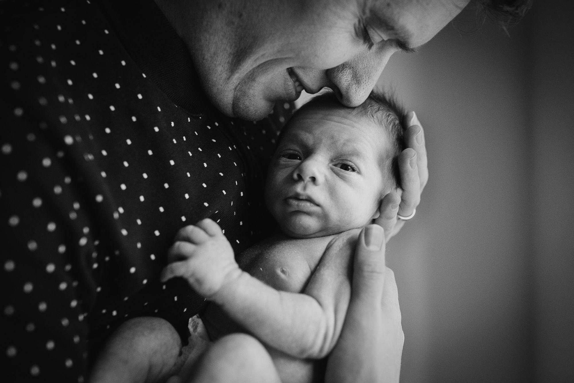 fotograaf newborn baby breda lifestyle