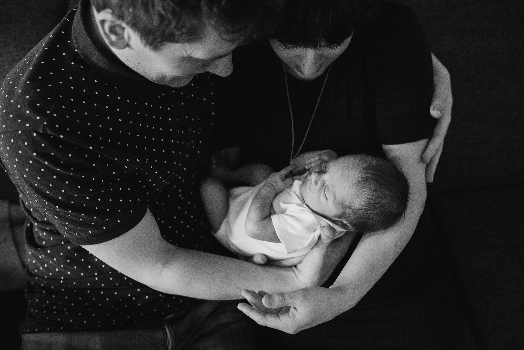 fotograaf newborn baby breda