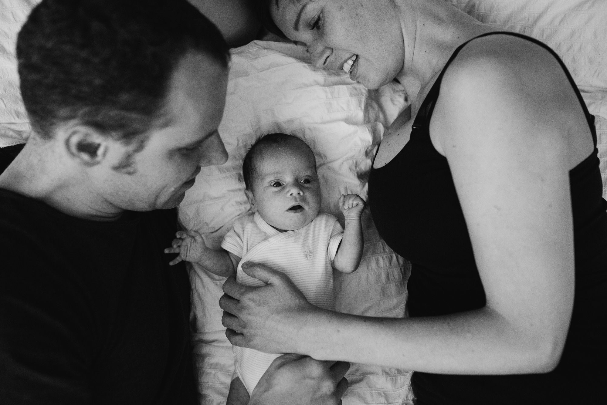 foto's newborn thuis lifestyle