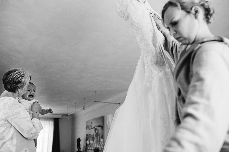 foto's bruiloft journalistiek niet standaard