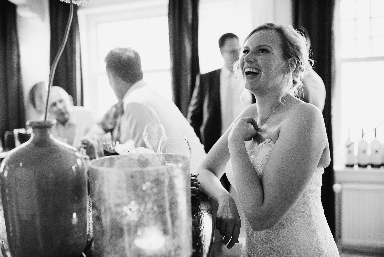 spontane foto's bruiloft Den Bosch