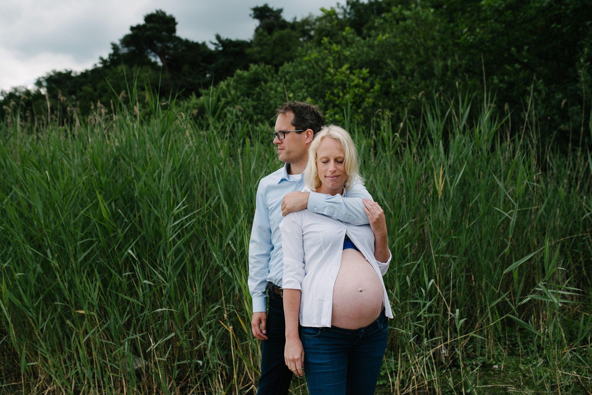 stoere fotografie zwangerschap
