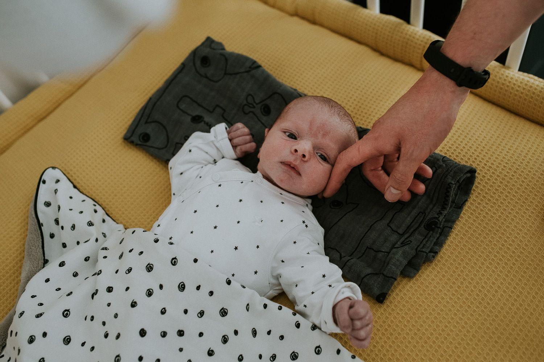 lifestyle newborn foto's ongeposeerd