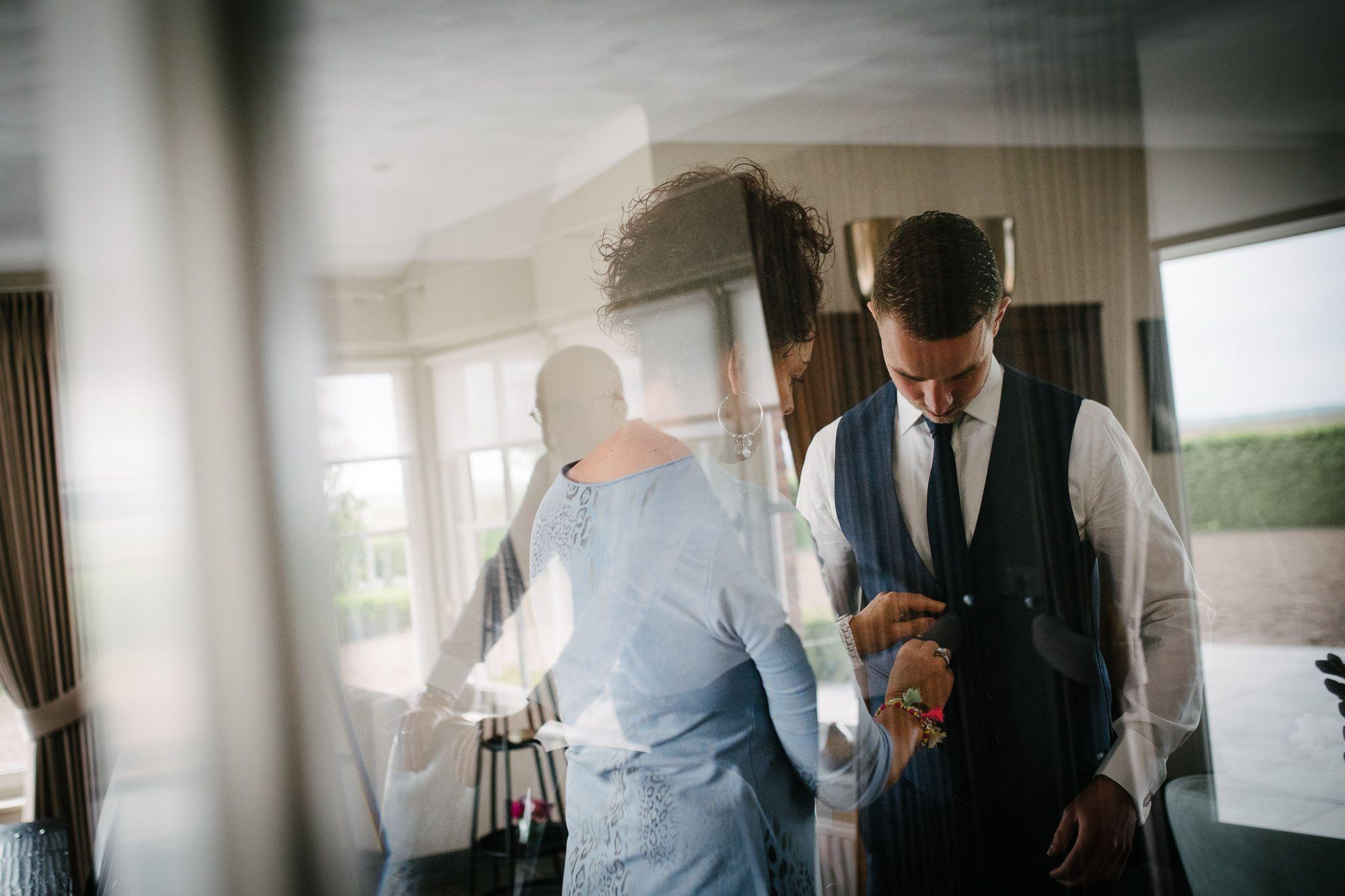 bruidsfotograaf Den Bosch stoer