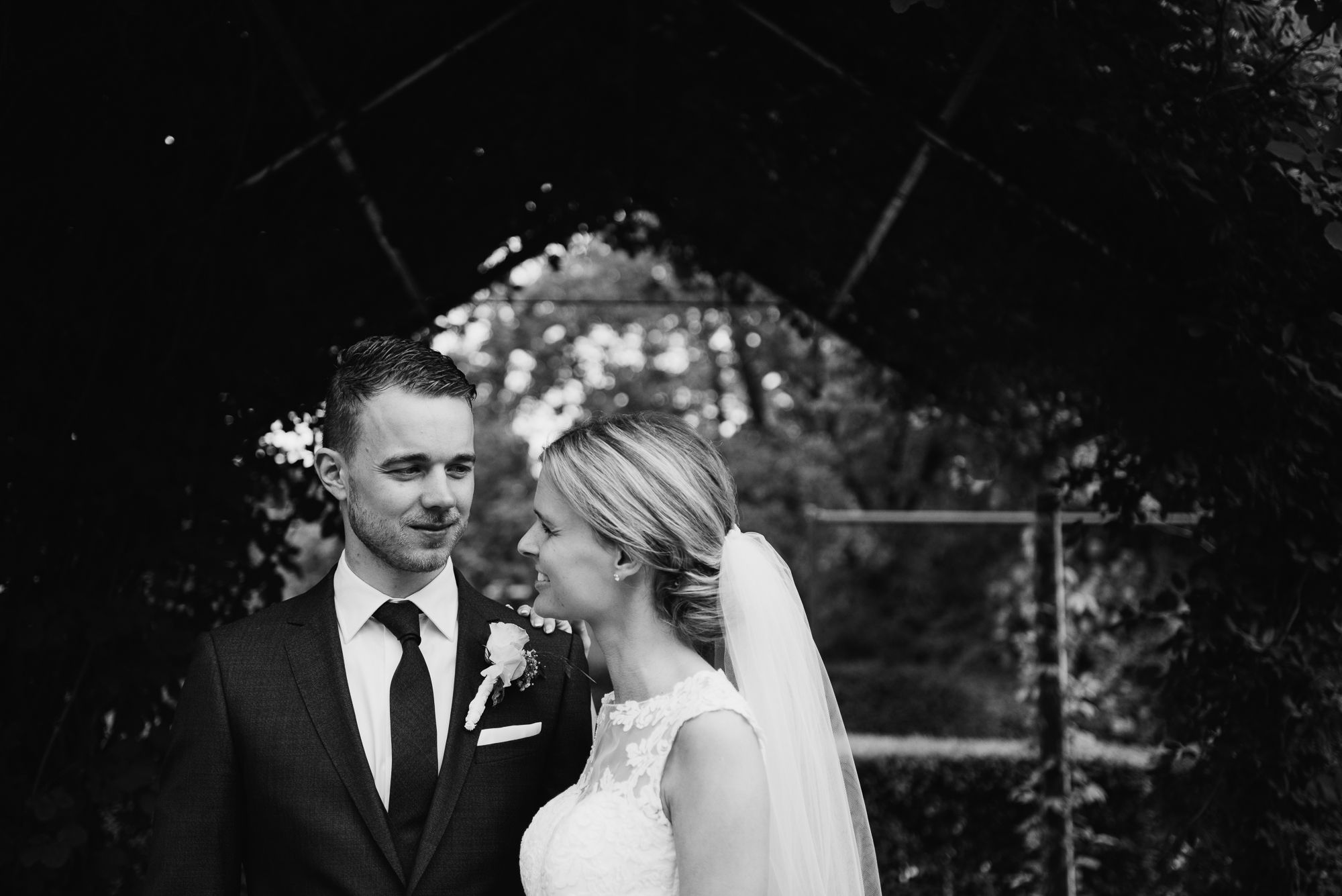 bruidsfoto's Den Bosch