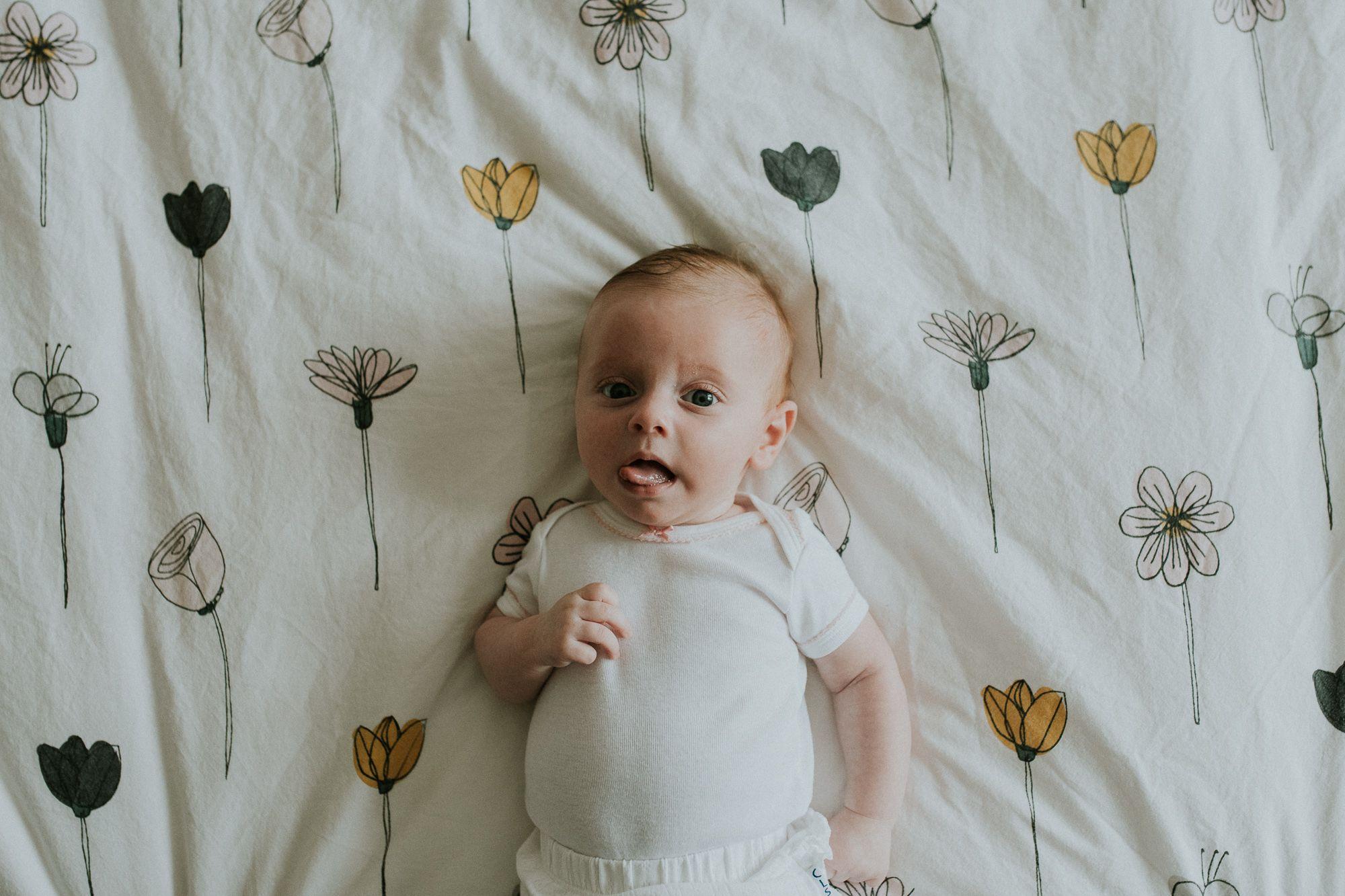 fotoshoot met baby
