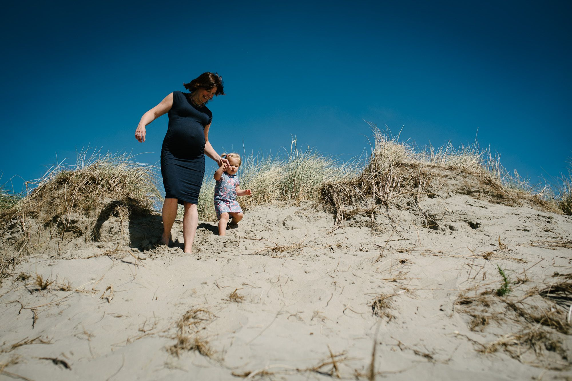zwangerschapsfotograaf stoere