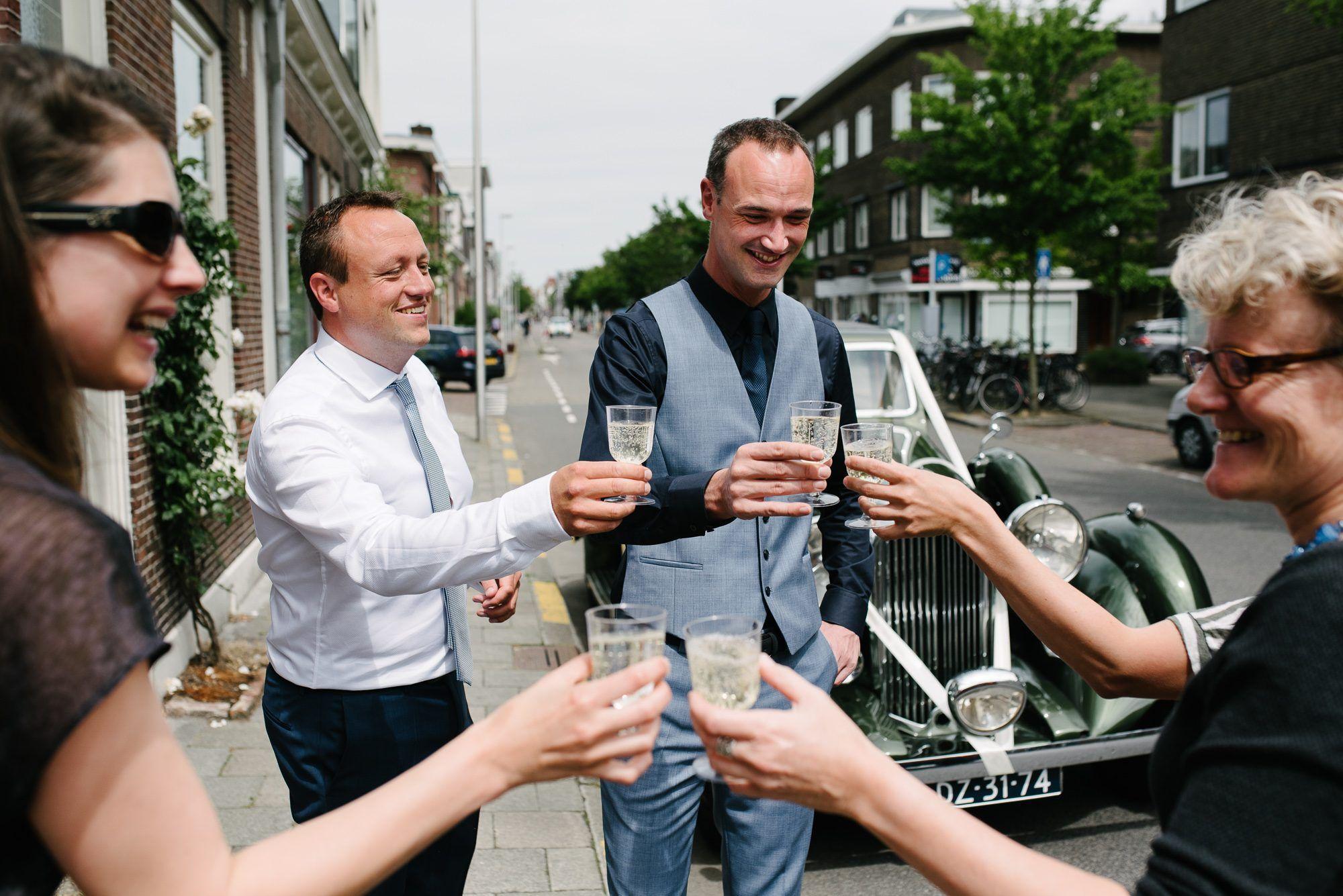 journalistieke fotografie bruiloft Utrecht
