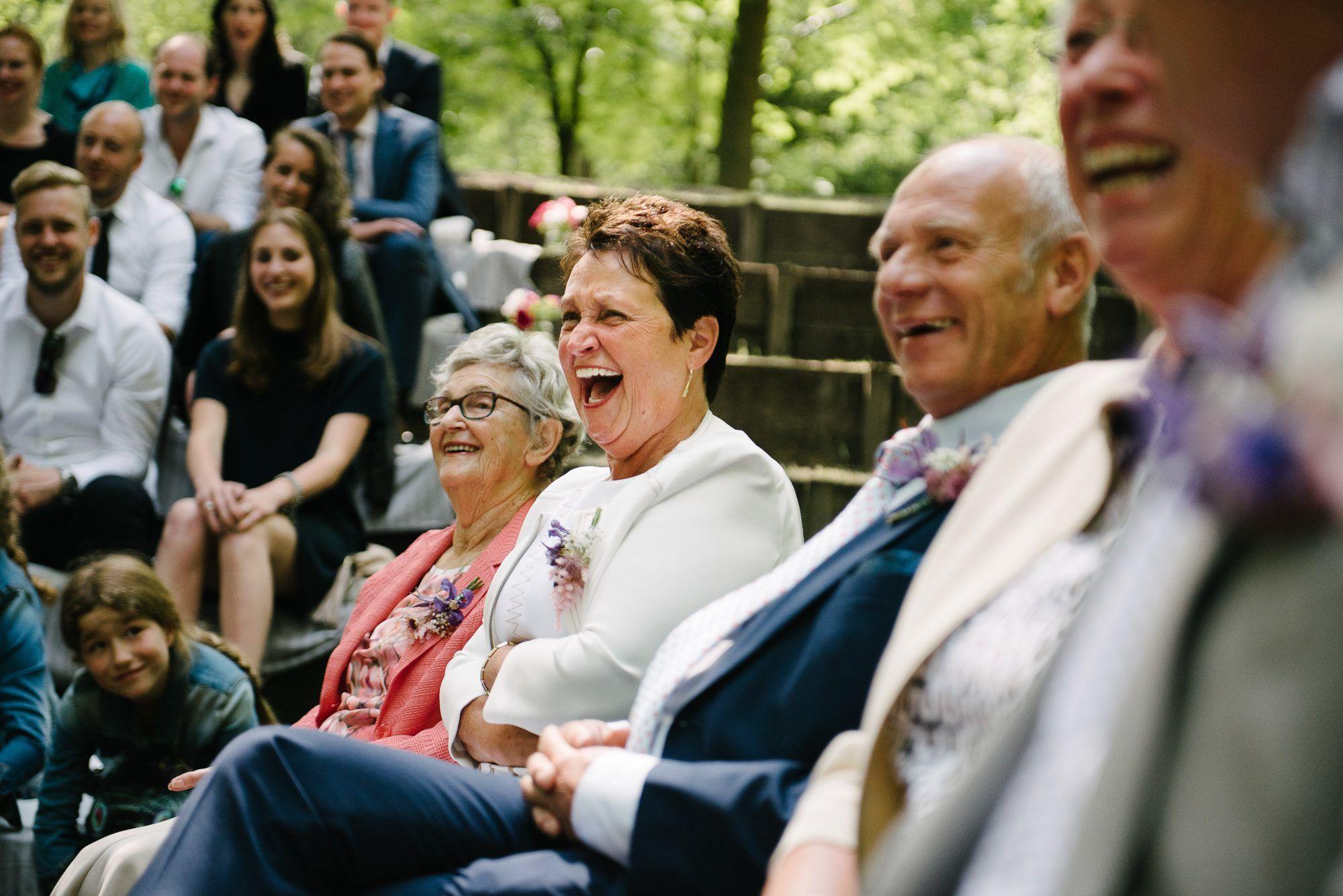 fotograaf bruiloft buiten