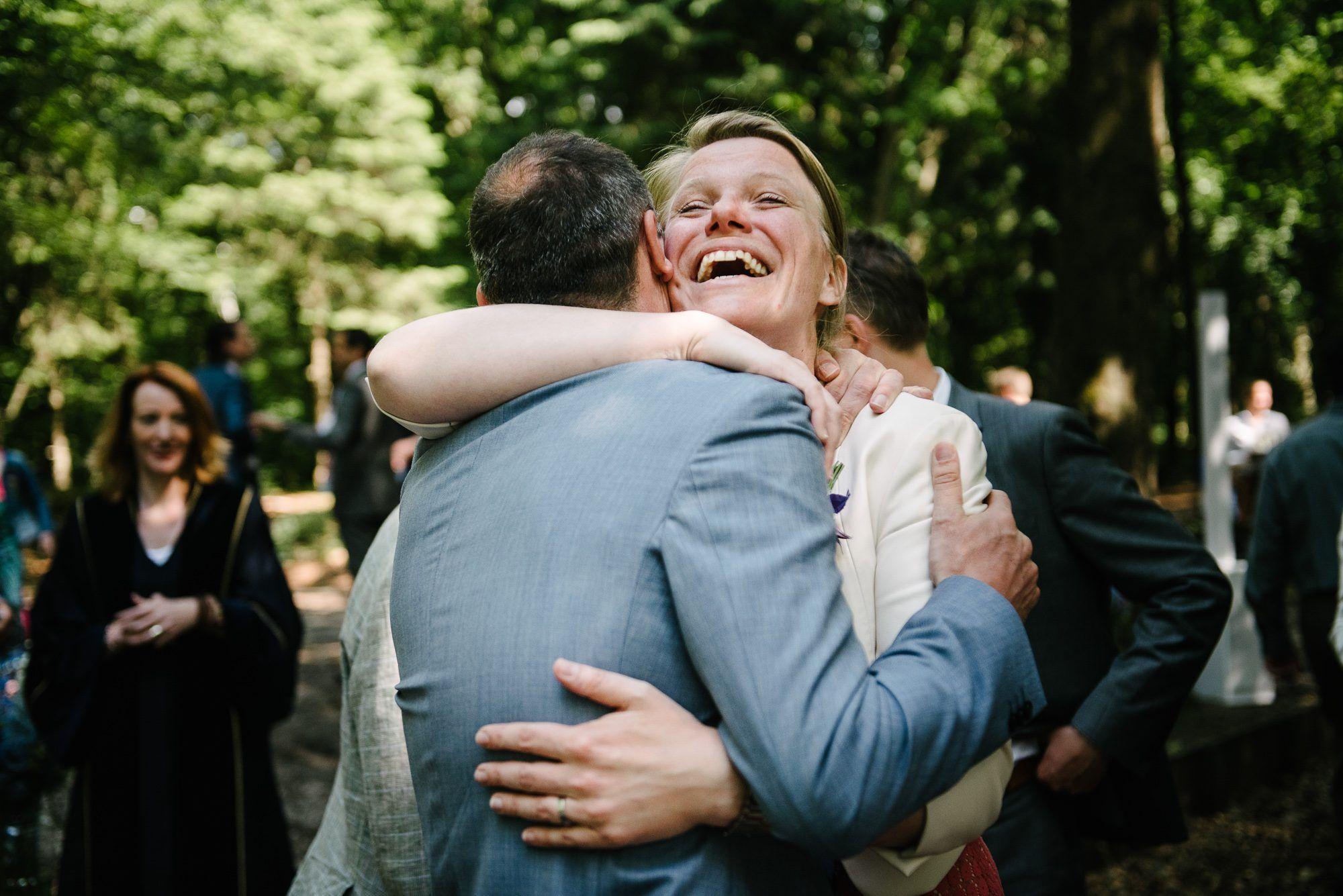 spontane fotografie bruiloft