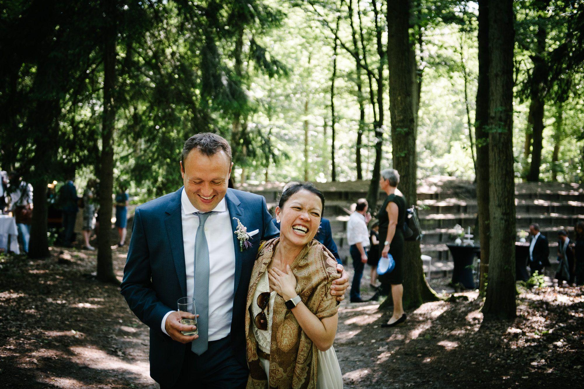 fotograaf bruiloft buitenlocatie