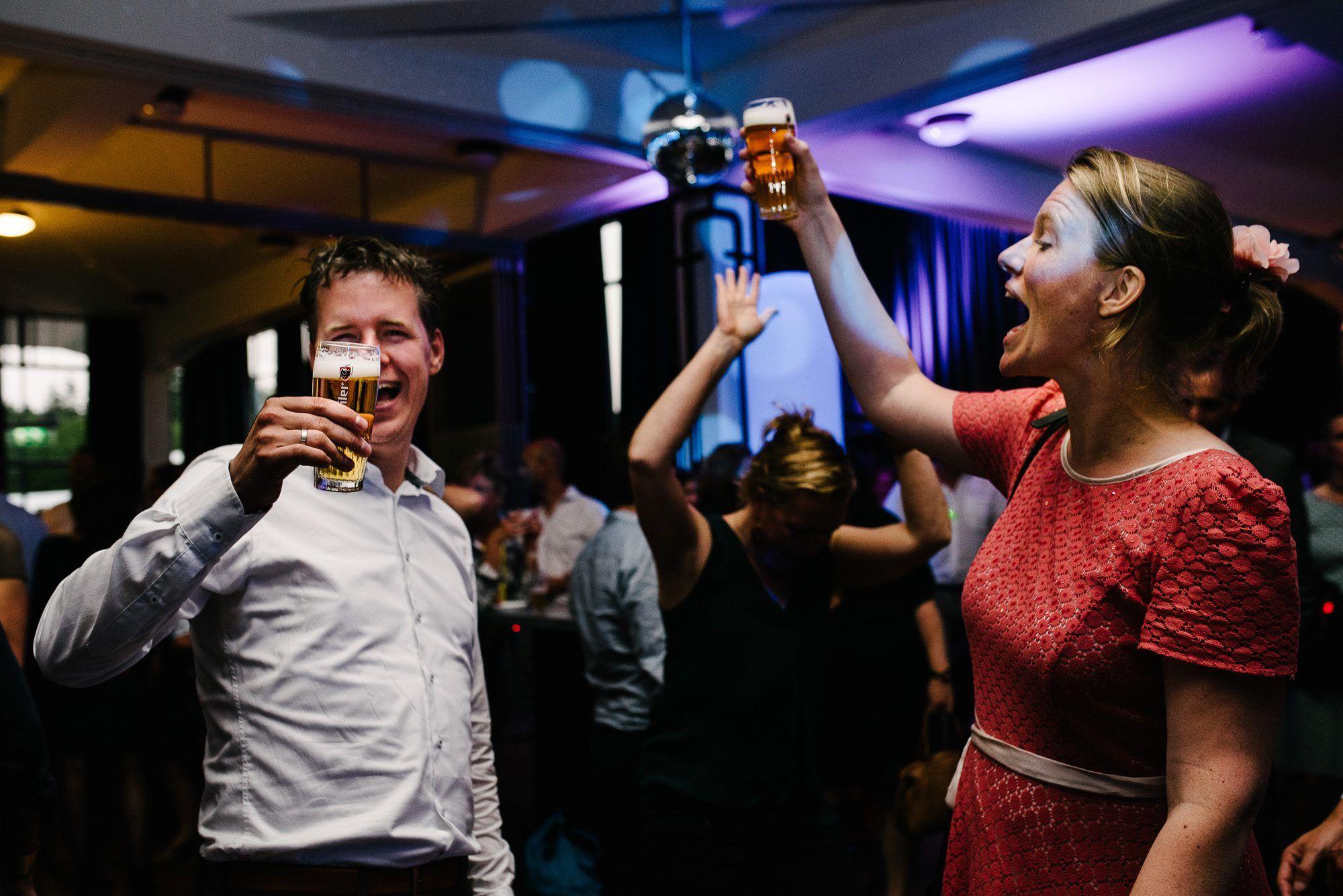 fotograaf bruiloft feest