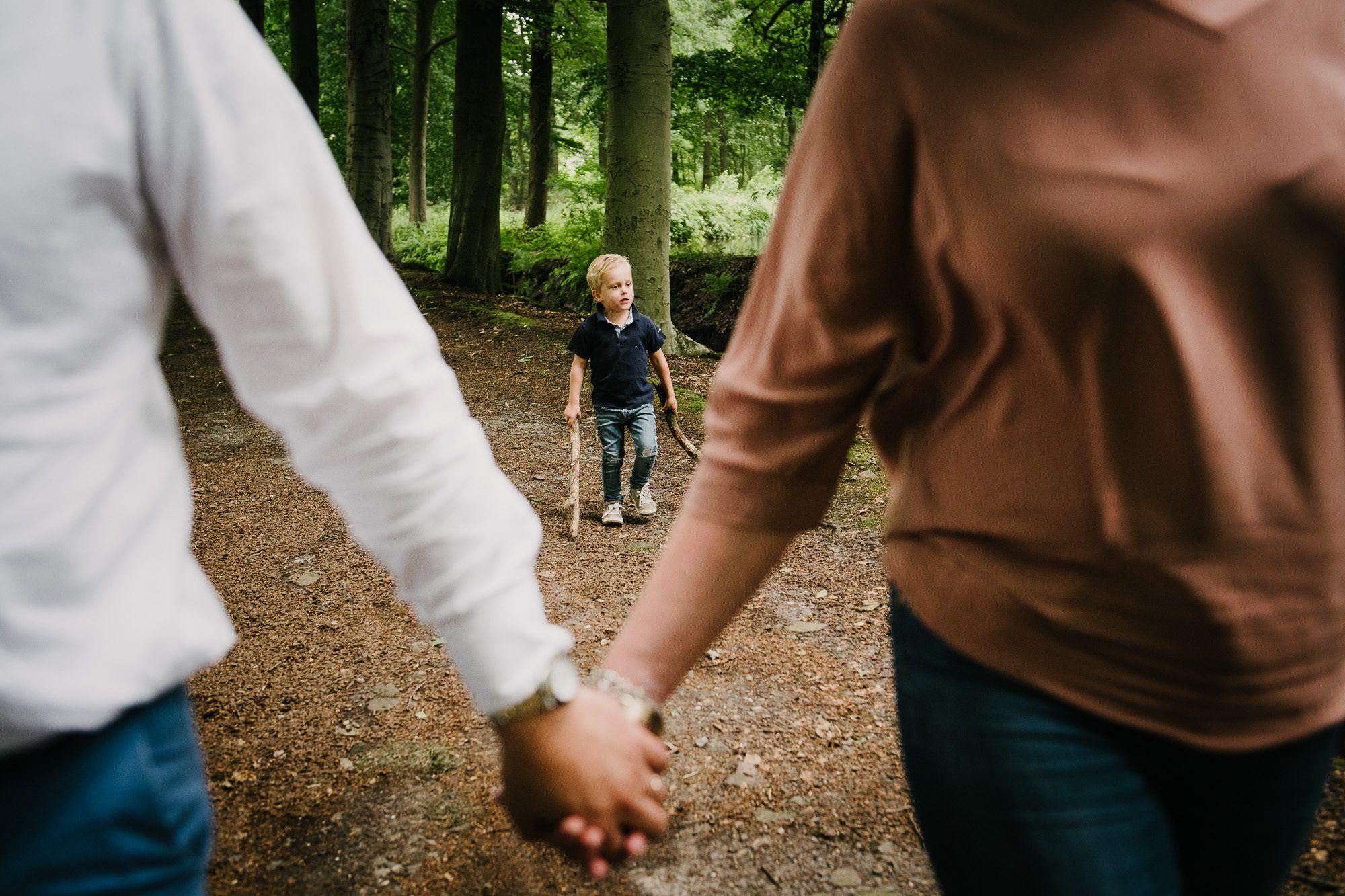 spontane fotoshoot gezin met kinderen