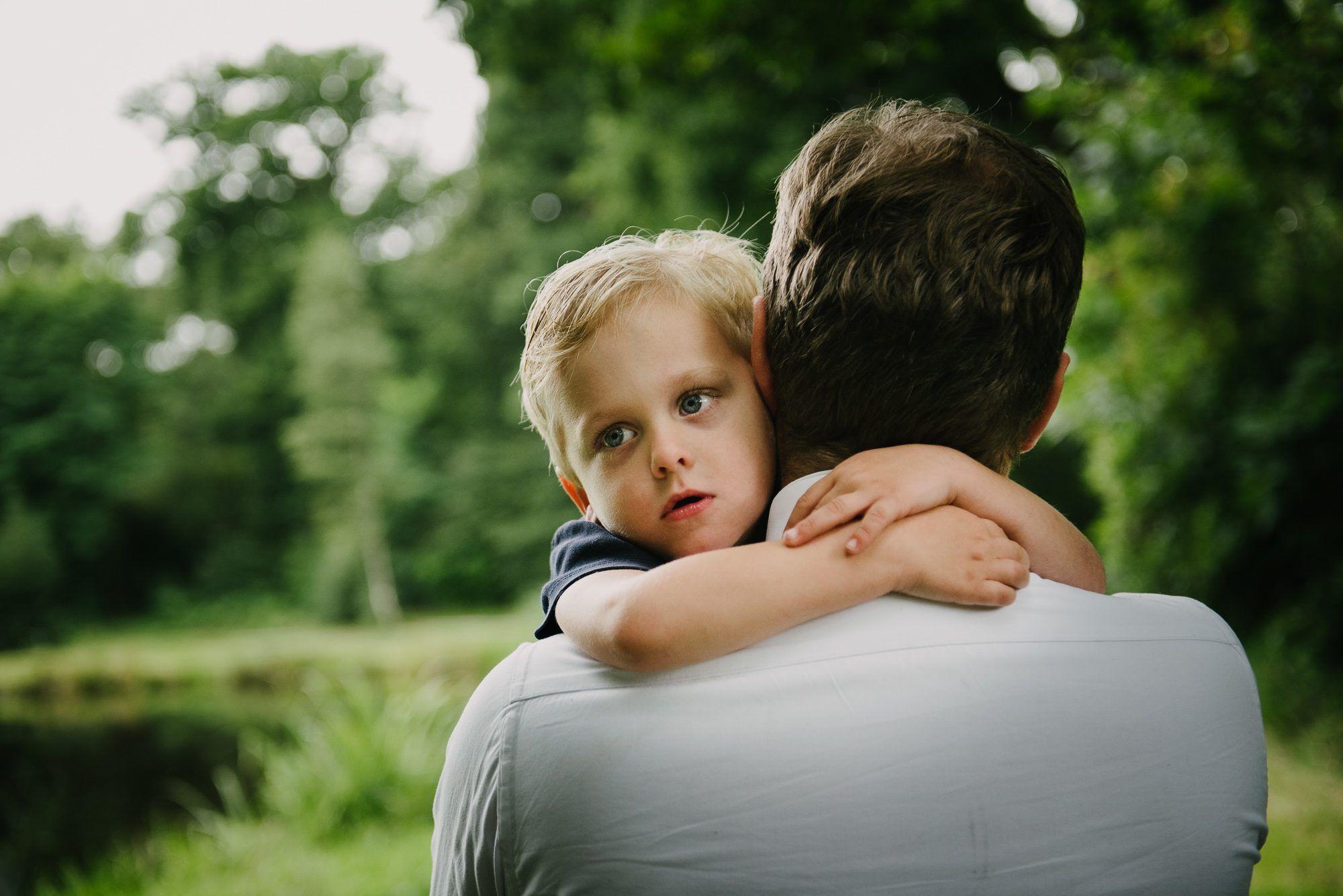 fotoshoot met kinderen buitenlocatie