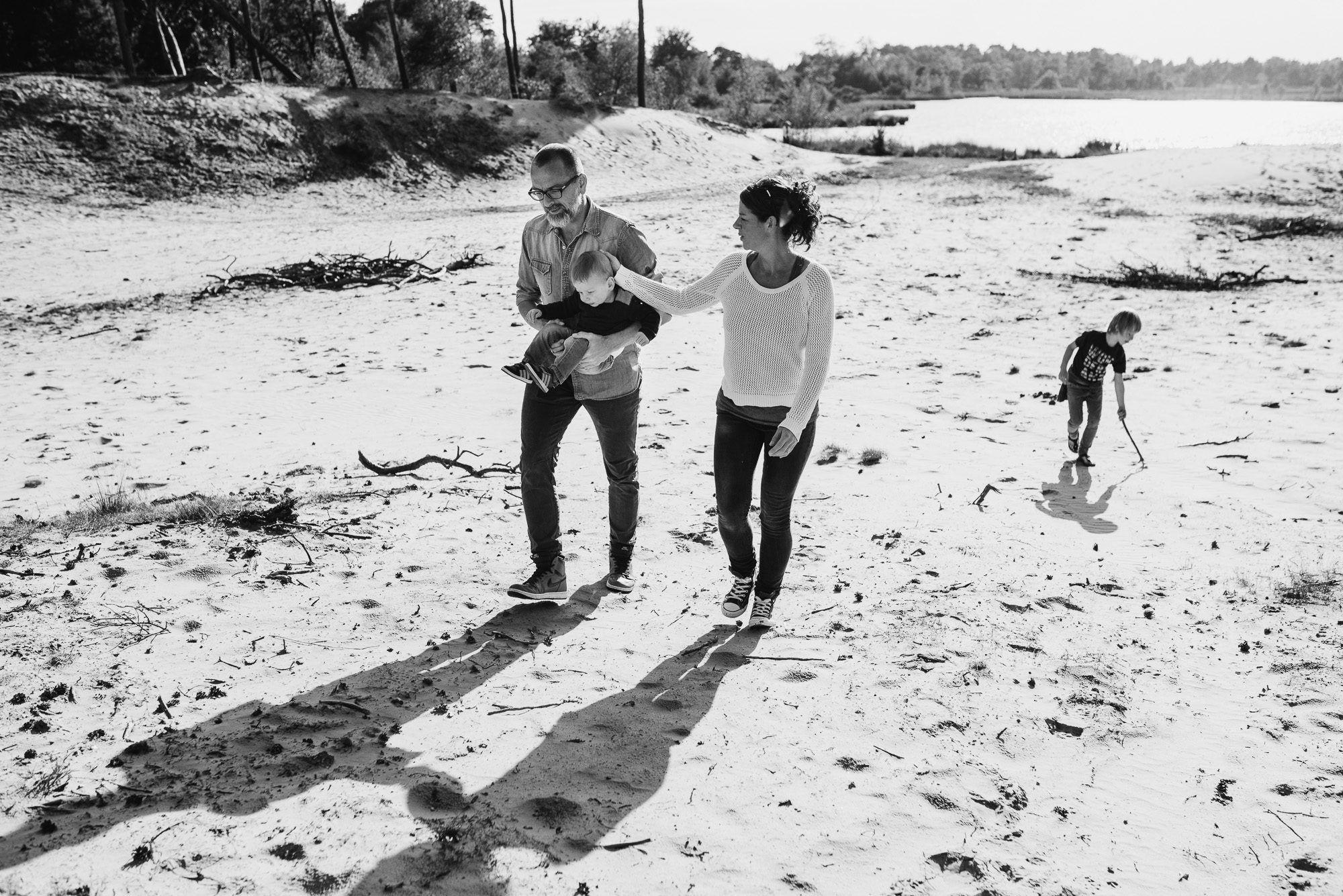 fotograaf familie met kinderen