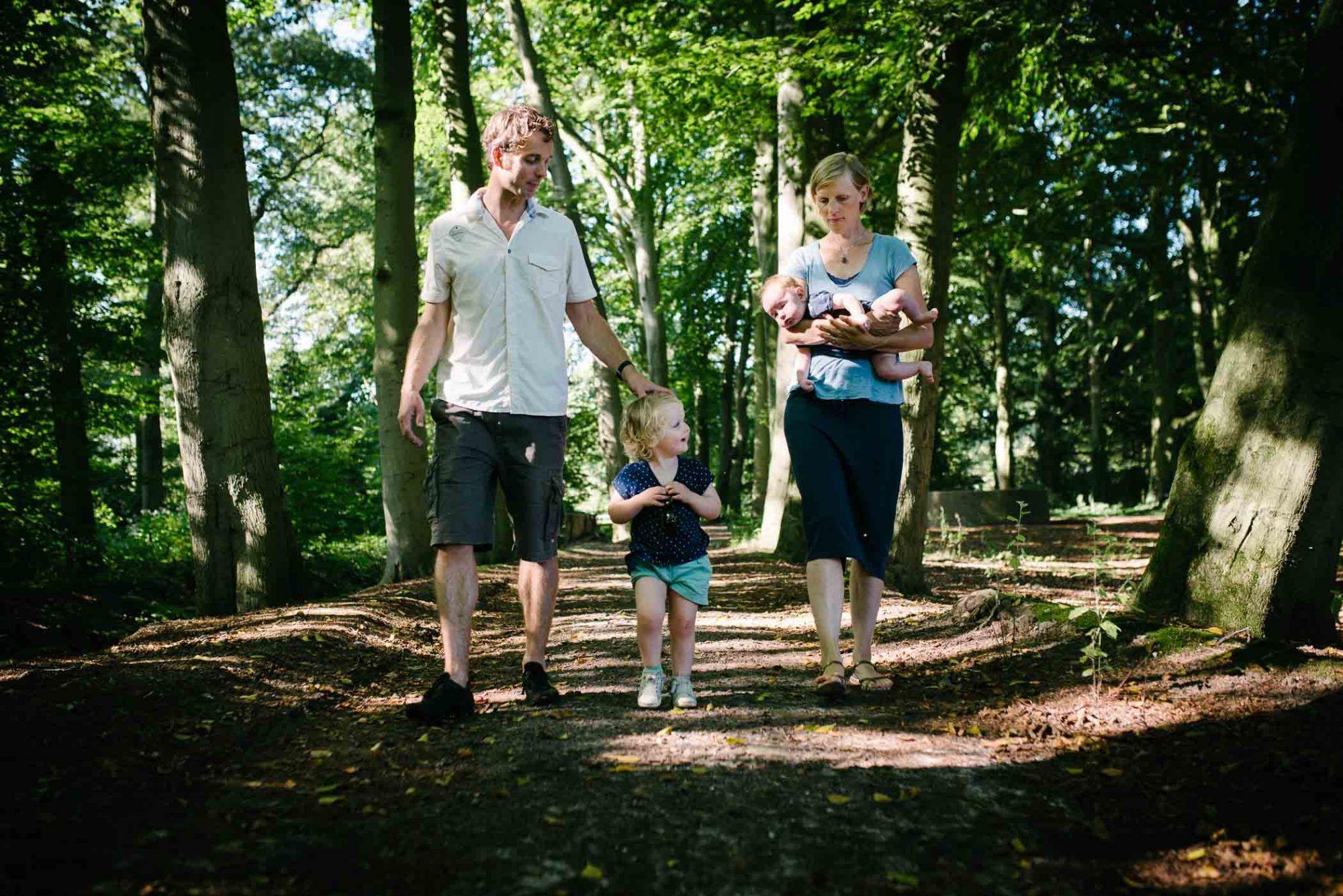 natuurlijke gezinsfotografie