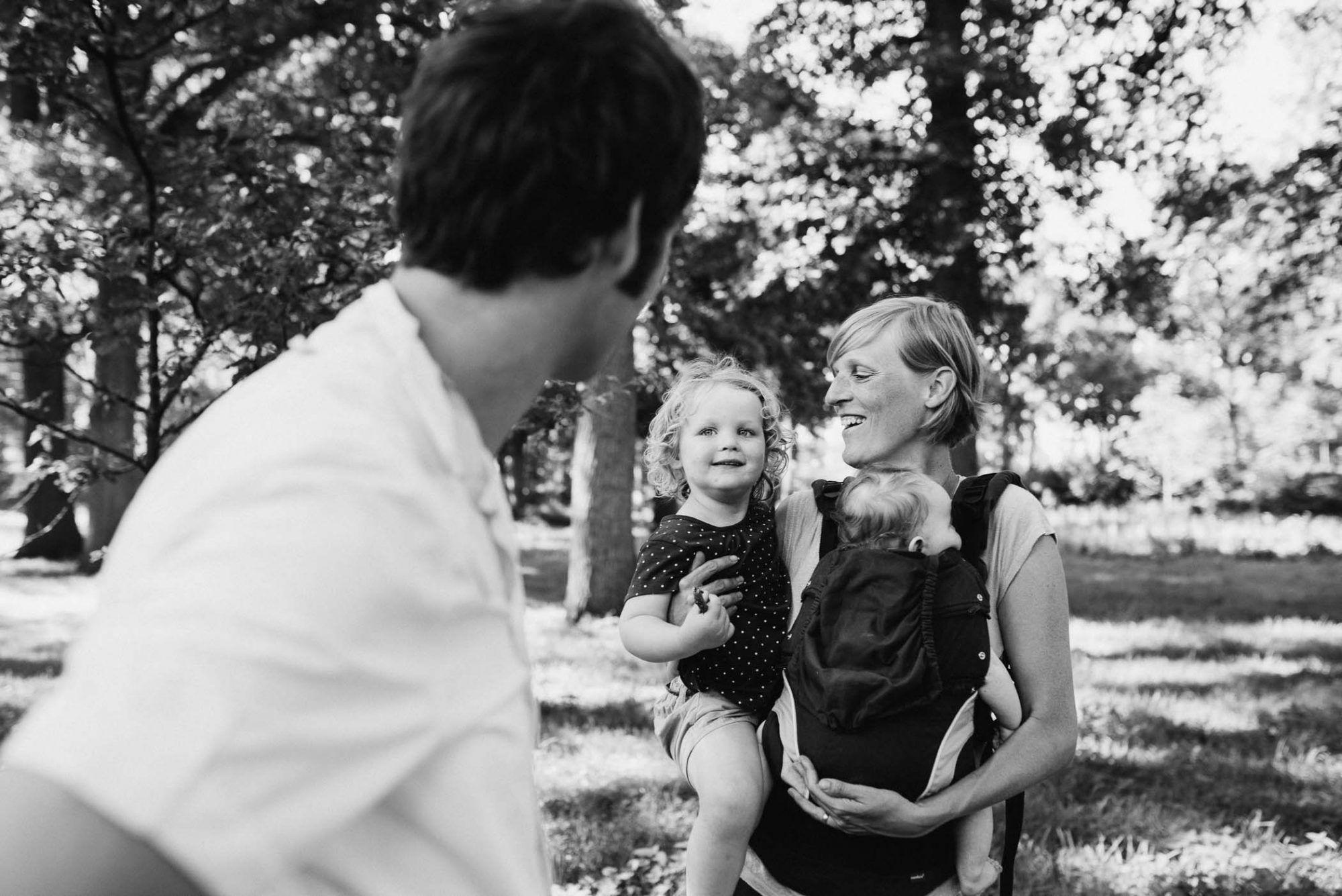 fotograaf den bosch gezin outdoor