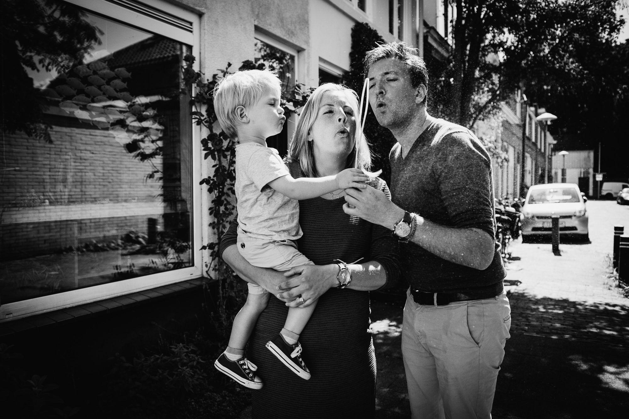 natuurlijke foto's met kinderen Utrecht