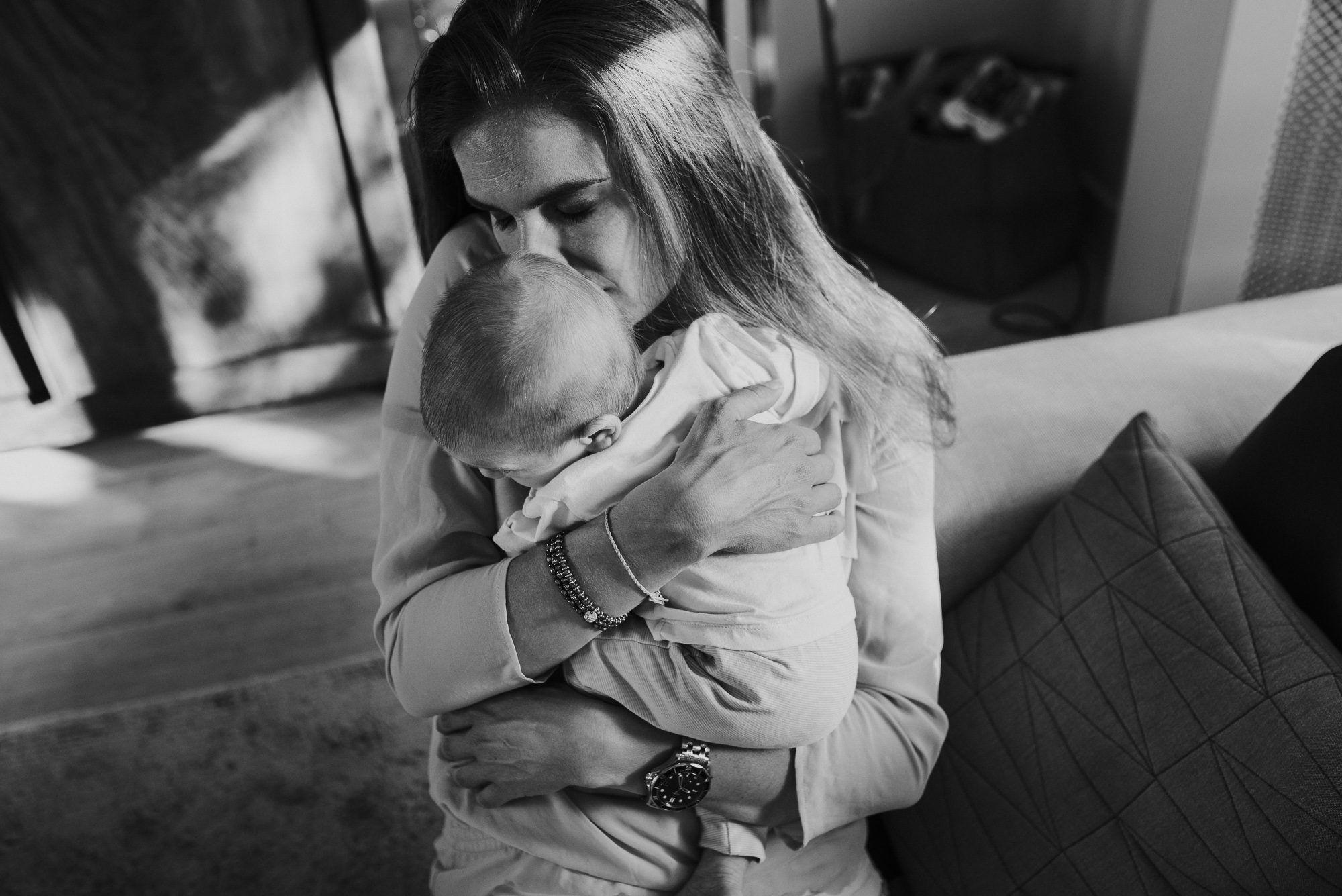 Fotograaf newborn ongeposeerd Vught