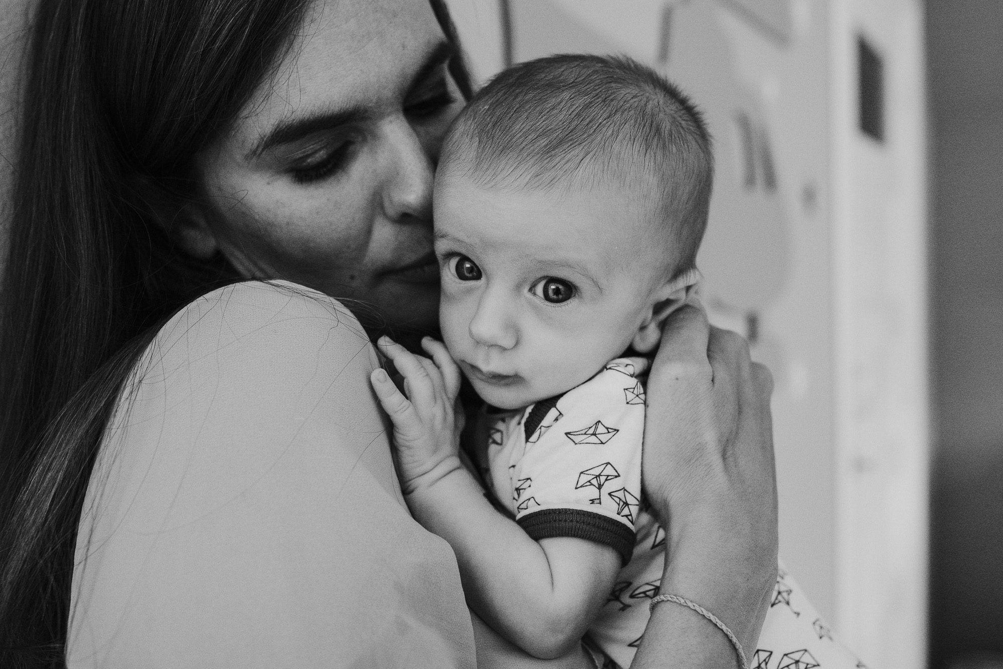 newbornfotografie ongeposeerd Den Bosch Vught