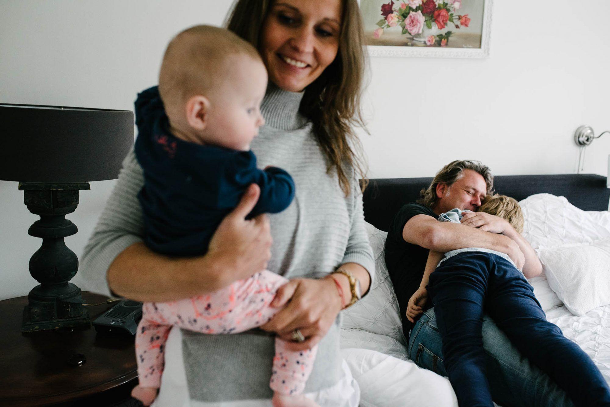 fotoshoot gezin spontaan